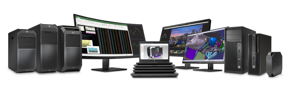 Z Series Workstation Family Image_Corrected
