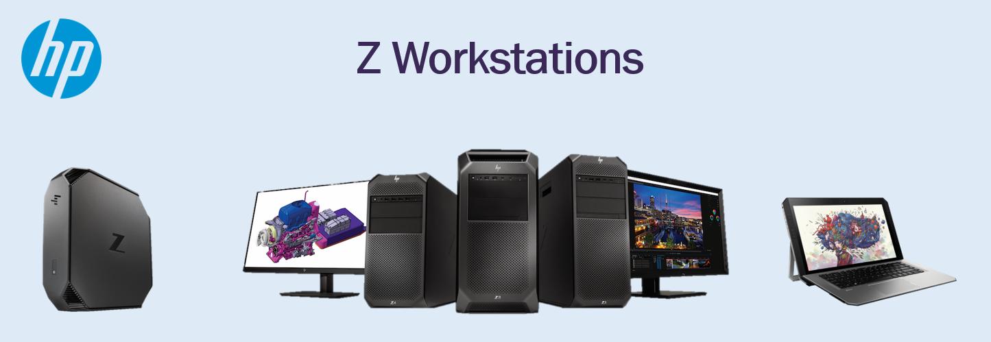zworkstation header
